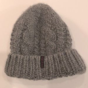Aritzia Talula Cable Stitch Woolblend Winter Hat